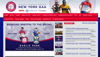 New York GAA, East coast of the United States