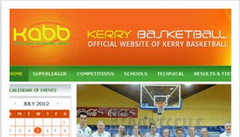 Kerry Baskeball League Website