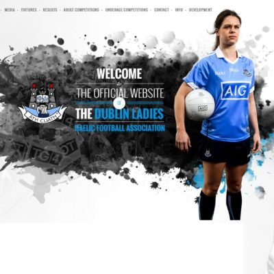 Dublin Ladies Football